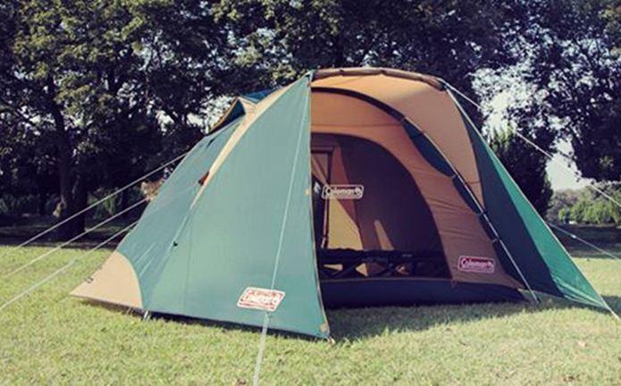 コールマンのドームテント