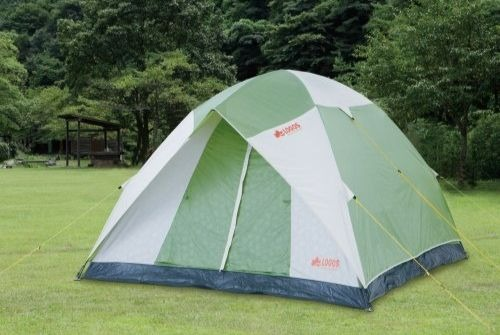 ロゴスのドーム型テント