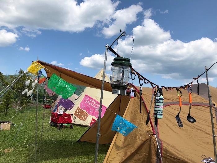 うちのテント