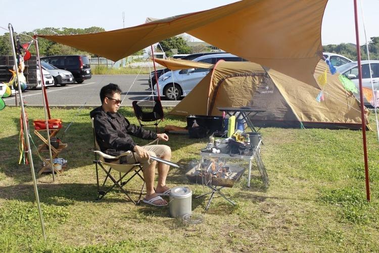 大人のキャンプ事情